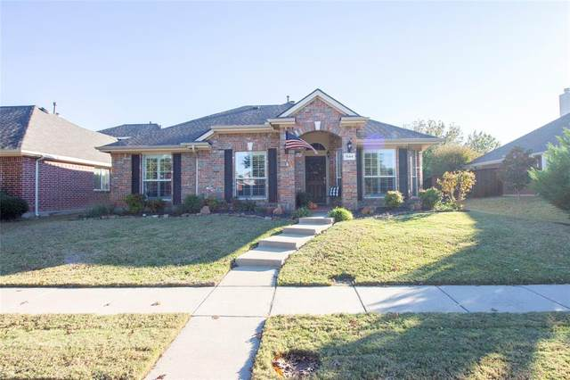 1544 Creek Springs Drive, Allen, TX 75002 (#14468047) :: Homes By Lainie Real Estate Group