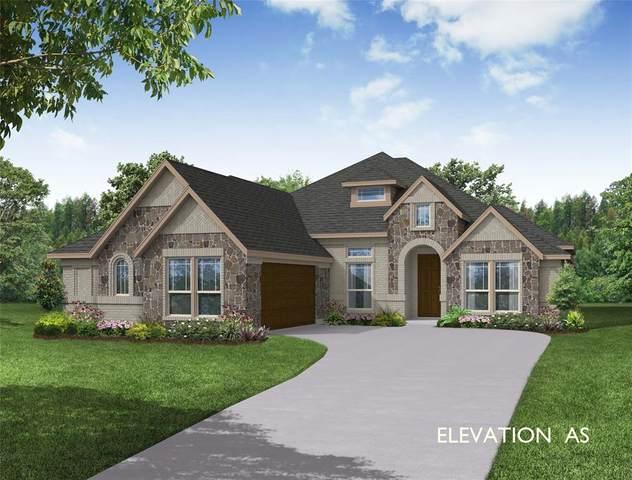 1410 Quincy Drive, Mansfield, TX 76063 (MLS #14468080) :: The Tierny Jordan Network