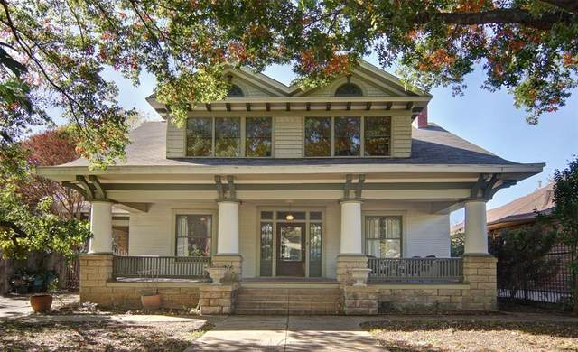 2820 Travis Avenue, Fort Worth, TX 76110 (MLS #14468106) :: All Cities USA Realty
