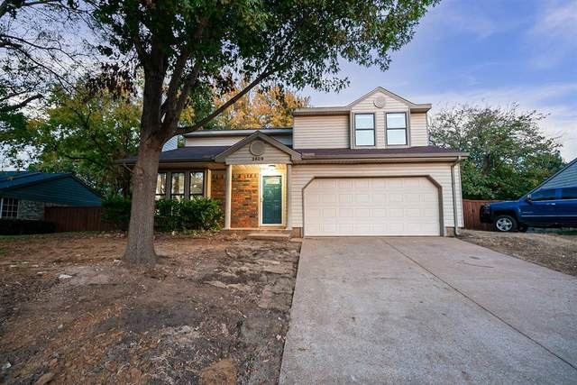 2609 Fountainview Drive, Corinth, TX 76210 (MLS #14468143) :: The Kimberly Davis Group