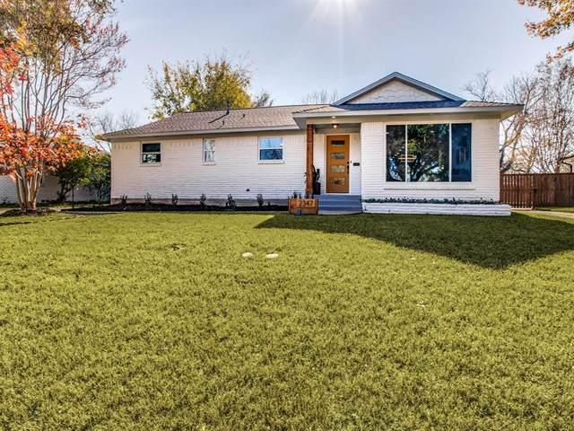 2347 Saint Francis Avenue, Dallas, TX 75228 (MLS #14468200) :: Frankie Arthur Real Estate