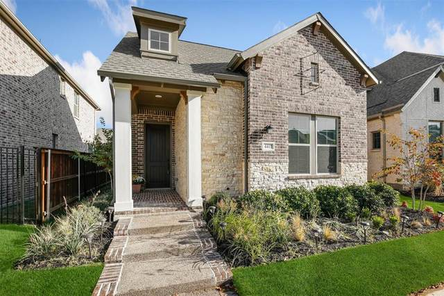 4417 Indigo Lark Lane, Arlington, TX 76005 (MLS #14468204) :: The Hornburg Real Estate Group