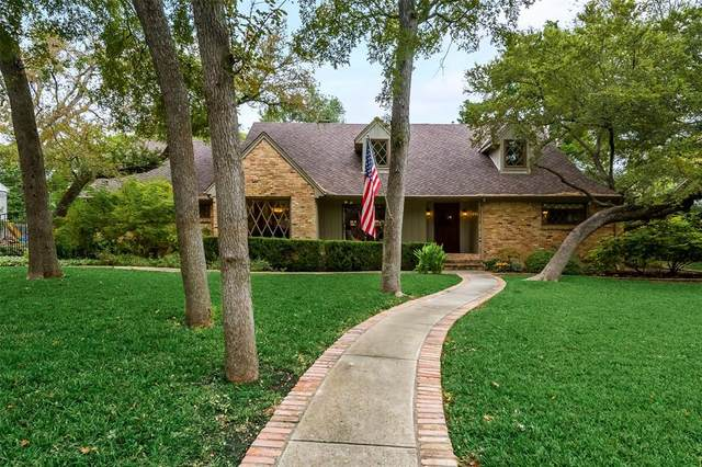 6811 Bradbury Lane, Dallas, TX 75230 (MLS #14468211) :: The Mauelshagen Group