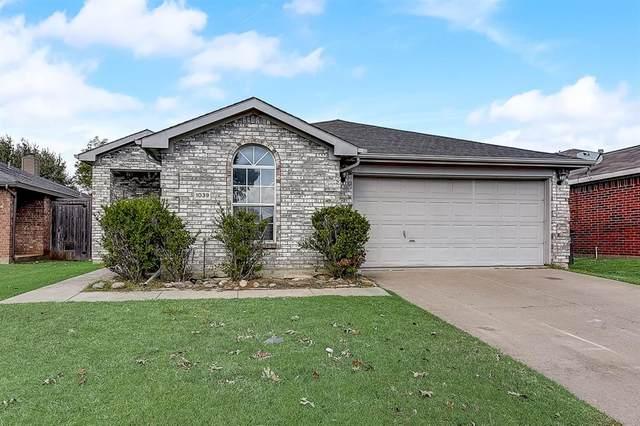 1039 Port Isabel Drive, Little Elm, TX 75068 (MLS #14468227) :: The Kimberly Davis Group