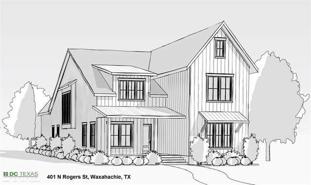 401 N Rogers Street, Waxahachie, TX 75165 (MLS #14468246) :: The Chad Smith Team