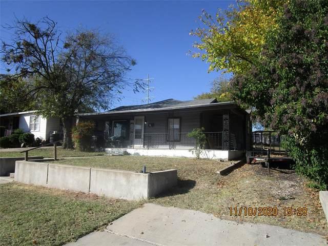 5528 Wellesley Avenue, Fort Worth, TX 76107 (MLS #14468255) :: Keller Williams Realty