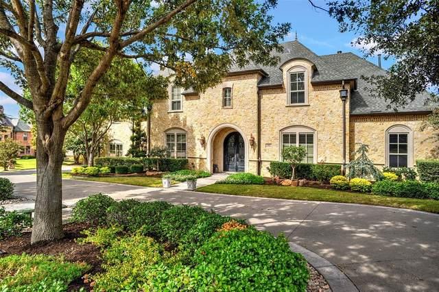 401 Windwood Court, Mckinney, TX 75071 (MLS #14468307) :: Real Estate By Design