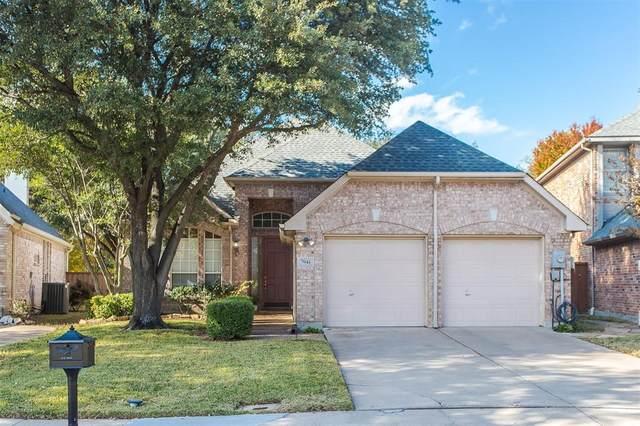 7041 Dogwood Creek Lane, Dallas, TX 75252 (MLS #14468645) :: The Tierny Jordan Network