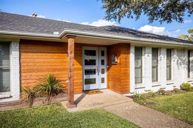 3493 Salisbury Drive, Dallas, TX 75229 (MLS #14468649) :: The Mauelshagen Group