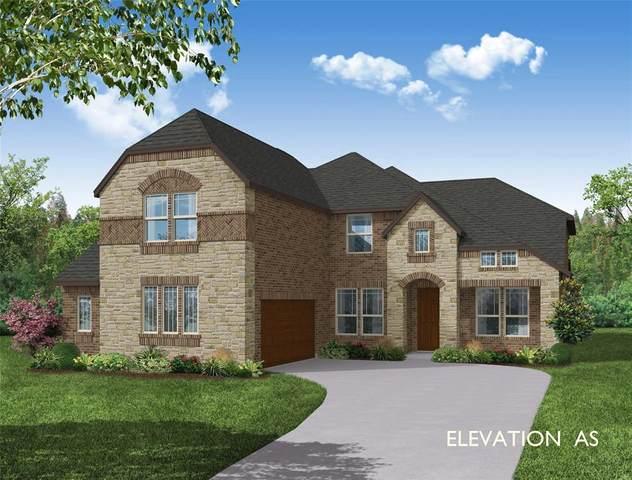 1414 Quincy Drive, Mansfield, TX 76063 (MLS #14468765) :: The Tierny Jordan Network