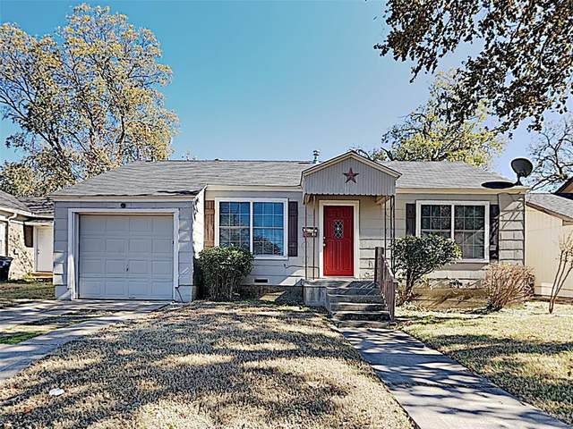 3229 Stanley Avenue, Fort Worth, TX 76110 (MLS #14468781) :: Real Estate By Design