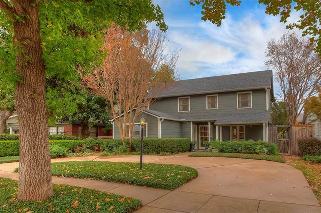 4062 Modlin Avenue, Fort Worth, TX 76107 (MLS #14468783) :: Potts Realty Group