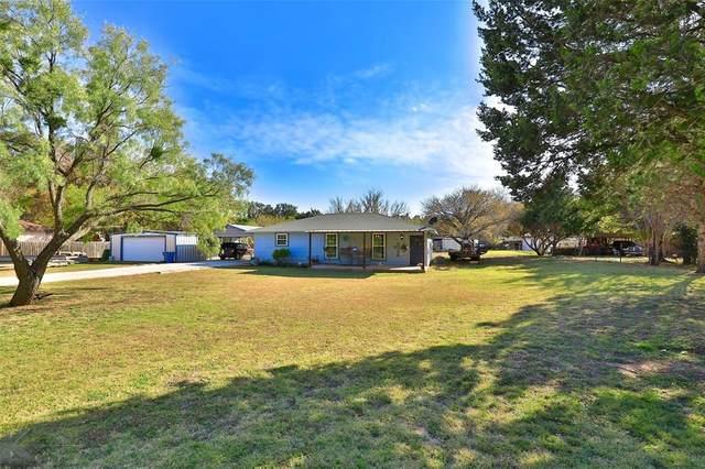 733 Cedar Street, Buffalo Gap, TX 79508 (#14468794) :: Homes By Lainie Real Estate Group
