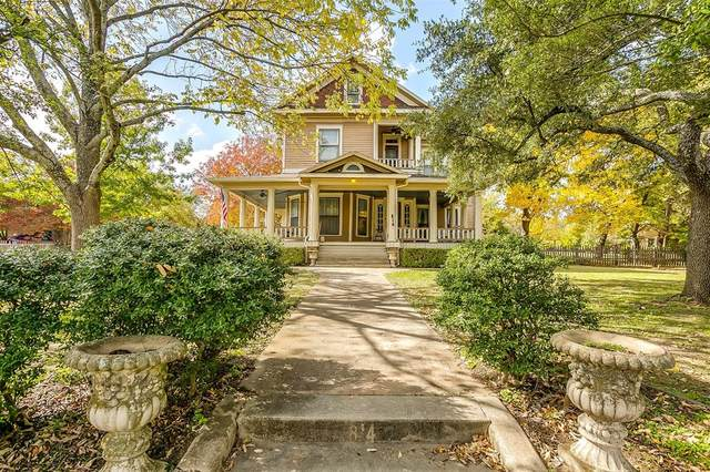 814 S Waco Street, Weatherford, TX 76086 (MLS #14468914) :: The Property Guys