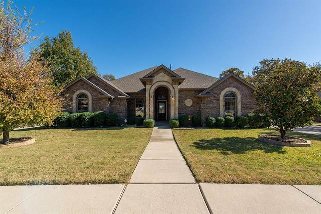 12324 Water Oak Drive, Fort Worth, TX 76244 (MLS #14468930) :: Real Estate By Design