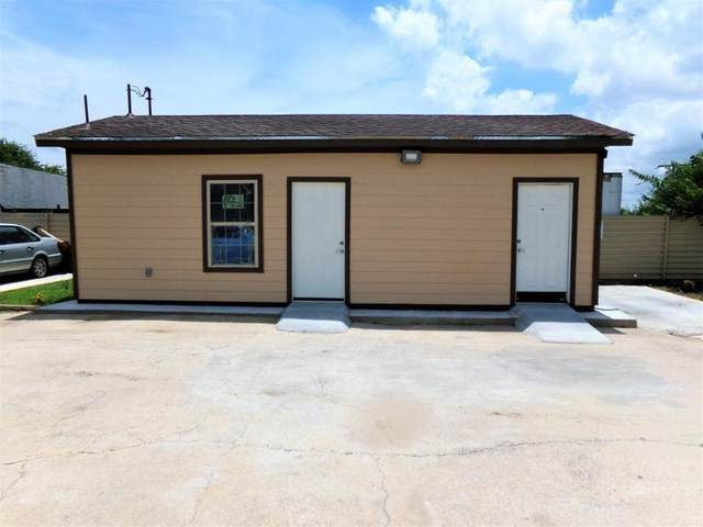 3608 N Grove Street, Fort Worth, TX 76106 (MLS #14468946) :: The Kimberly Davis Group