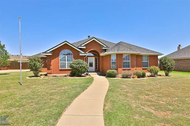 290 Ruger Street, Tuscola, TX 79562 (MLS #14468958) :: Real Estate By Design