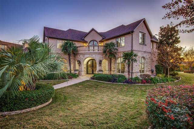 2404 Hollow Hill Lane, Lewisville, TX 75056 (MLS #14468972) :: The Mitchell Group