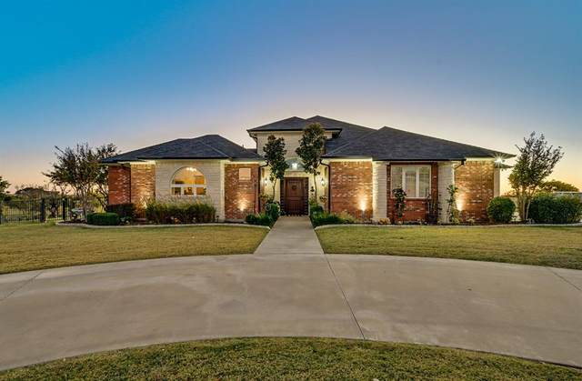 127 Eagle View Court, Weatherford, TX 76087 (MLS #14468995) :: Real Estate By Design