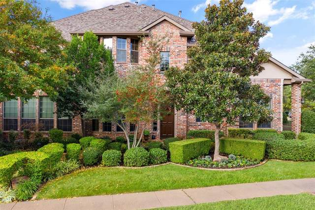 5399 Keswick Drive, Frisco, TX 75034 (MLS #14468996) :: The Kimberly Davis Group