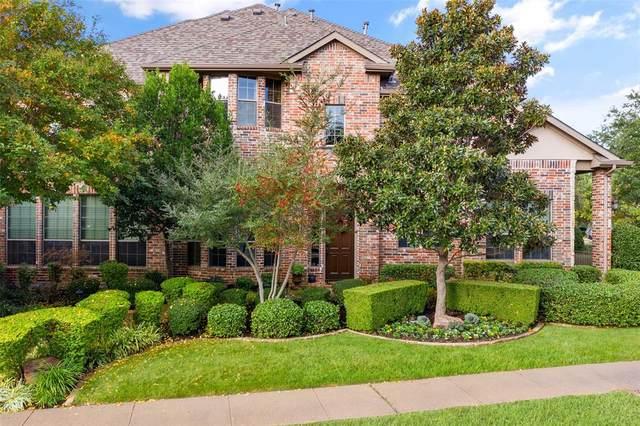 5399 Keswick Drive, Frisco, TX 75034 (MLS #14468996) :: Keller Williams Realty