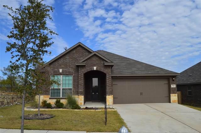 701 Juneberry Drive, Denton, TX 76207 (MLS #14469003) :: The Kimberly Davis Group