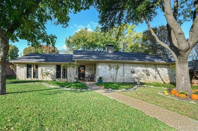 2309 Merrimac Drive, Plano, TX 75075 (MLS #14469033) :: Real Estate By Design