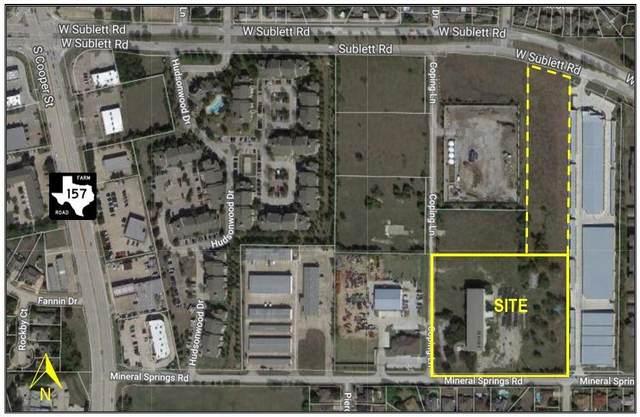 1011 Mineral Springs Road, Arlington, TX 76001 (MLS #14469040) :: Robbins Real Estate Group