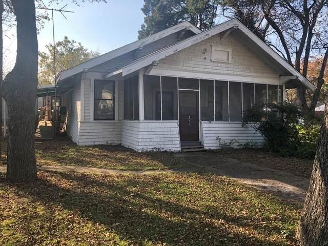 211 N Main Street, Crandall, TX 75114 (MLS #14469106) :: The Kimberly Davis Group