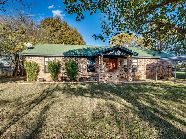 300 Tower Road, Rio Vista, TX 76093 (MLS #14469116) :: Justin Bassett Realty