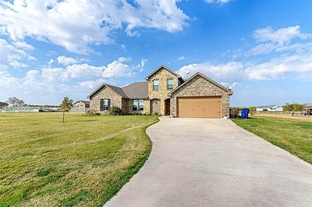 15121 Saddle Ridge Circle, Terrell, TX 75160 (MLS #14469148) :: All Cities USA Realty