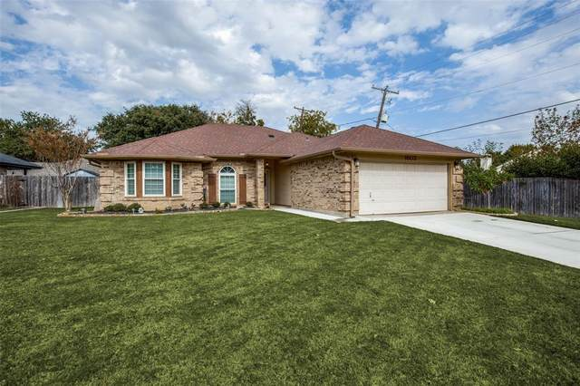 1603 Hastings Drive, Mansfield, TX 76063 (MLS #14469174) :: Real Estate By Design
