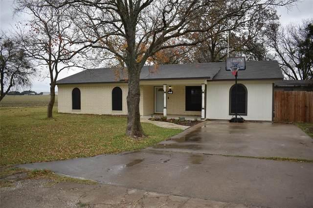 402 N Files Street, Itasca, TX 76055 (MLS #14469176) :: Results Property Group