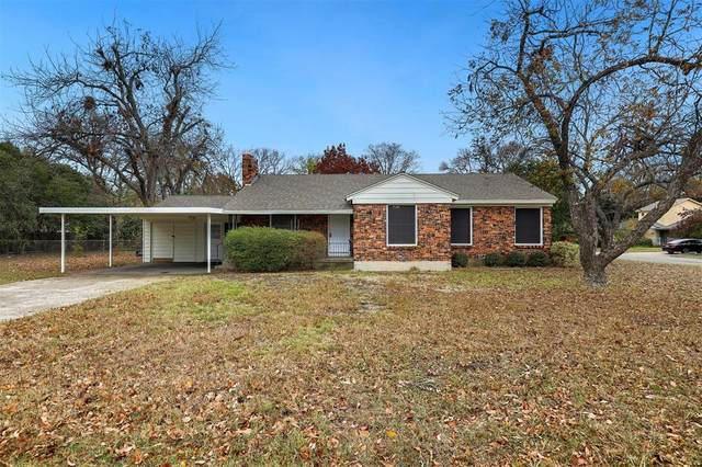 3500 Corto Avenue, Fort Worth, TX 76109 (#14469228) :: Homes By Lainie Real Estate Group
