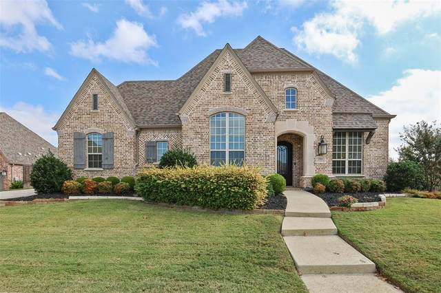 3904 Baldomera Street, Flower Mound, TX 75022 (MLS #14469235) :: Real Estate By Design