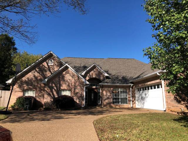 1209 River Bend Drive, Tyler, TX 75703 (MLS #14469328) :: Real Estate By Design