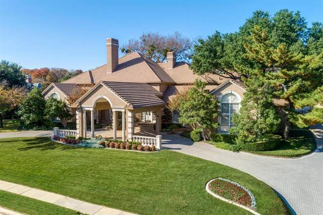 606 Swan Drive, Coppell, TX 75019 (MLS #14469351) :: The Kimberly Davis Group