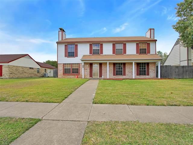 2217 Mars, Garland, TX 75040 (MLS #14469376) :: Real Estate By Design