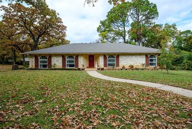 112 Lexington Lane, Denton, TX 76205 (MLS #14469401) :: Front Real Estate Co.