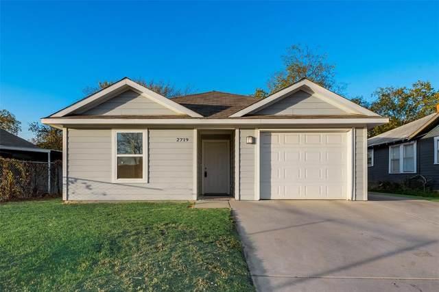 2719 Avenue J, Fort Worth, TX 76105 (MLS #14469438) :: Trinity Premier Properties