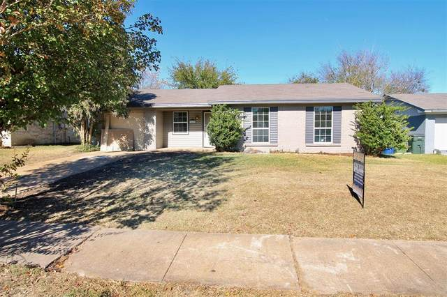 1441 Bay Shore Drive, Garland, TX 75040 (MLS #14469447) :: Real Estate By Design