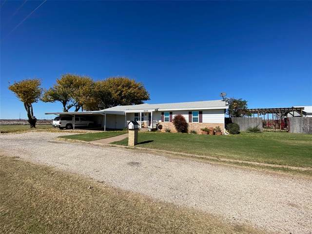 9410 State Highway 92, Hamlin, TX 79520 (MLS #14469470) :: Real Estate By Design