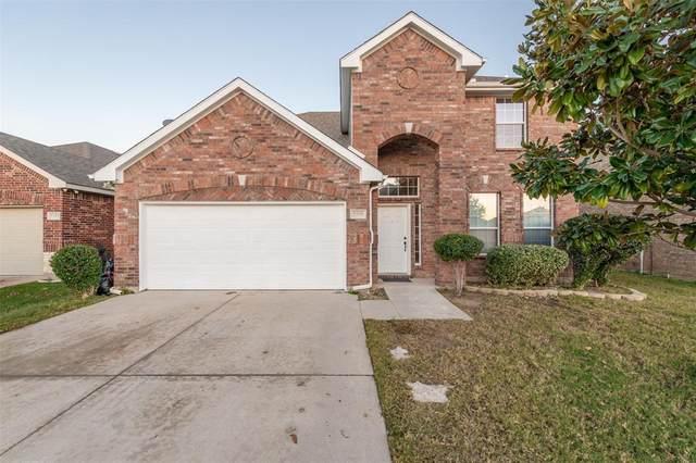 5509 Grenada Drive, Fort Worth, TX 76119 (MLS #14469487) :: The Mauelshagen Group
