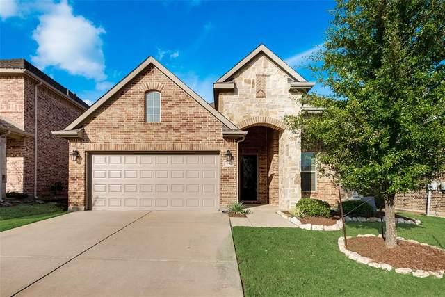 7349 Desert Willow Drive, Denton, TX 76208 (MLS #14469489) :: Real Estate By Design