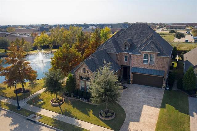 6400 Cimmaron Trail, Colleyville, TX 76034 (MLS #14469590) :: The Mauelshagen Group