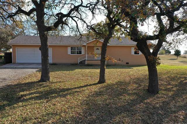 531 County Road 1331, Bridgeport, TX 76426 (MLS #14469609) :: The Kimberly Davis Group