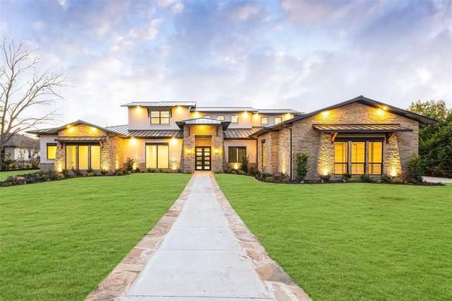 1420 Hubbard Drive, Heath, TX 75032 (MLS #14469627) :: Premier Properties Group of Keller Williams Realty