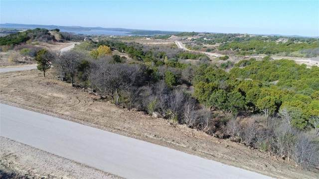 Lt 343 Blazing Star Court, Possum Kingdom Lake, TX 76449 (MLS #14469629) :: Potts Realty Group