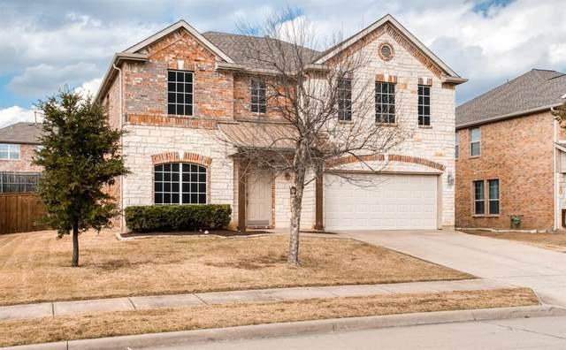 2713 Leisure Lane, Little Elm, TX 75068 (MLS #14469651) :: Real Estate By Design