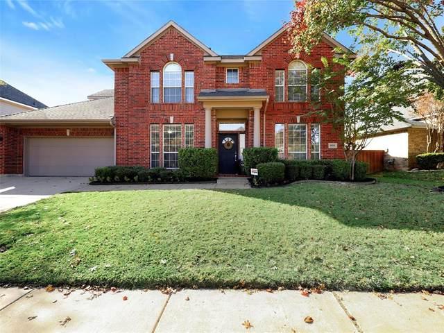 8504 Spectrum Drive, Mckinney, TX 75072 (MLS #14469676) :: Real Estate By Design